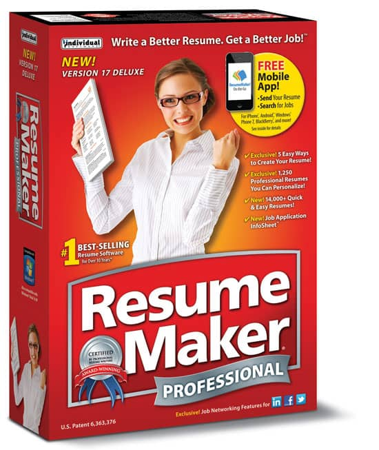 Photo of برنامج Resume Maker Professional 17.0 للتحميل