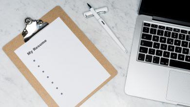 أنواع السيرة الذاتية Types of CV or Resumes