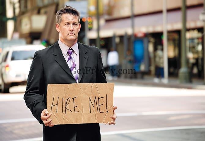 الحصول على وظيفة بأسرع وقت ممكن